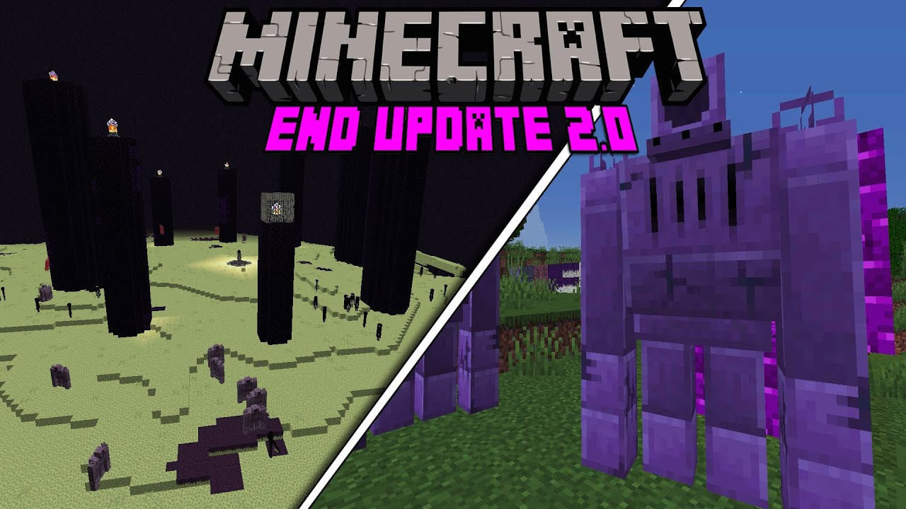 9) Minecraft 9.98 The End Update 9.9 TRAILER - YouTube