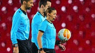Champions, la 'prima' di un'arbitra: Stephanie Frappart dirigerà Juventus-Dinamo Kiev
