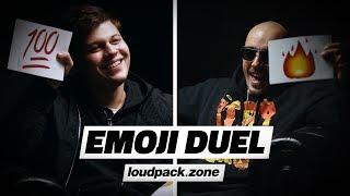 EMOJI DUEL: Mikri Maus vs Kendi   Loudpack Zone