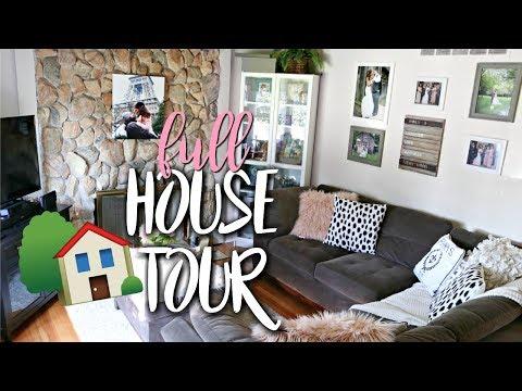House Tour & Decor For Small Spaces | Belinda Selene