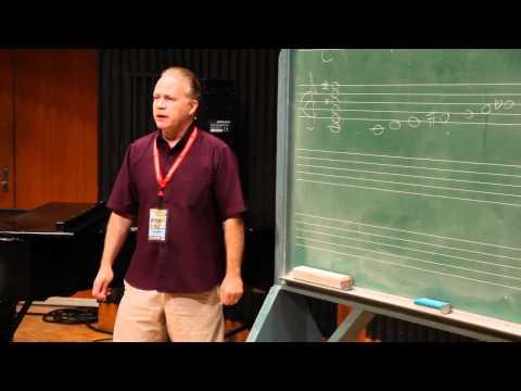 Stanford Jazz Camp: Jazz Theory Classes