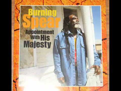 Burning Spear   Dont sell out