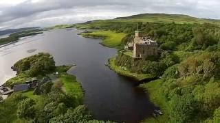 Dunvegan Castle & Gardens Video Montage