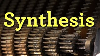 (2/4) Synthesis: A machine that uses gears, springs and levers to add sines and cosines
