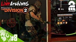 YouTube動画:【TPS】おついちの「ディビジョン2」【Live】