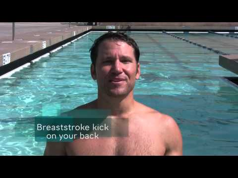 Water Polo 101: Eggbeater and Treading Water