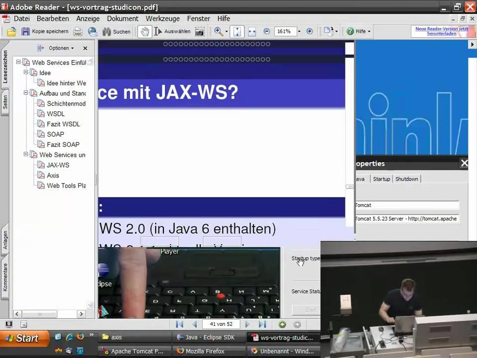 Workshop Java Webservices