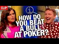 - QI | How Do You Beat A Bull At Poker?
