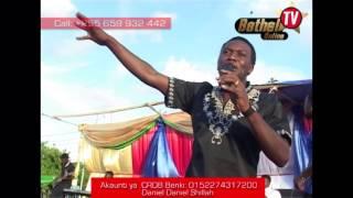 Masanja Mkandamizaji aacha watu mbavu hawana katika mkutano wa nabii Shillah 29 12 2016 Kwa Azizi Al