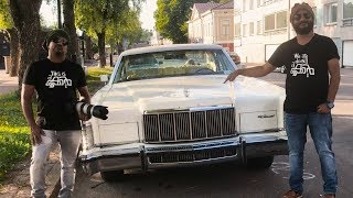 #Europpil Parannu Parannu Parannu I The royal Lincoln Car I Highlights