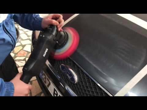 Ford c-max paint correction rupes lhr21es &Menzerna hcc400 one step result
