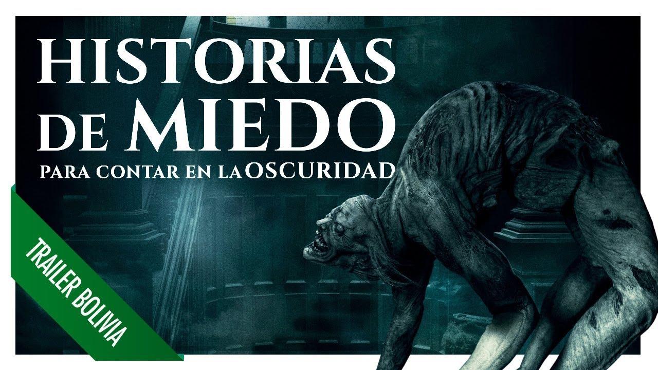 Historias De Miedo Para Contar En La Oscuridad 8 De Agosto Trailer Doblado Bolivia Youtube