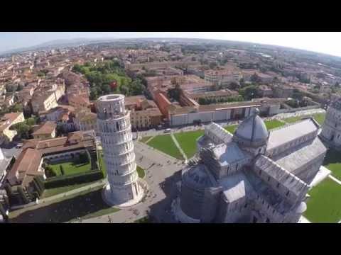 Pisa flight drone