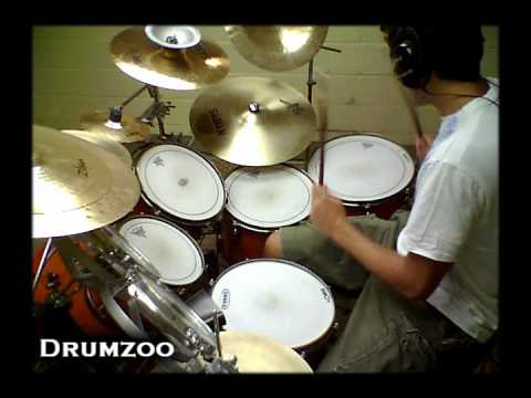 Erase Me Kid Cudi Drum Cover Remix Ft Kanye West Keep On