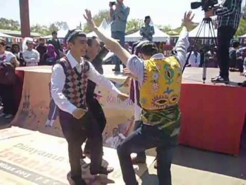 Özbek dansı