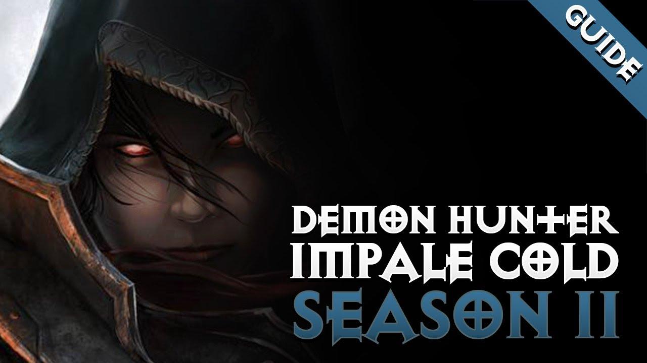 Season  Shadow Mantle Build