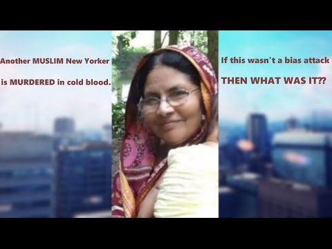 Another Muslim Murder in NYC and Still NO NYPD Bias Investigation