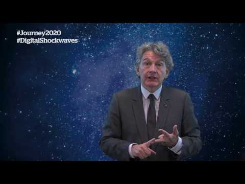 Welcome to Atos Vision: Journey 2020 by Thierry Breton