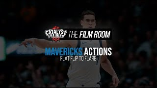 Flat Flip To Flare || Mavericks Actions