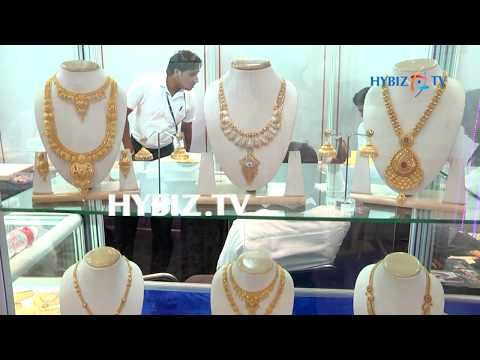 Mohanlal Jewellers-UBM Jewellers Expo Hyderabad Exhibition 2017 | Hybiz