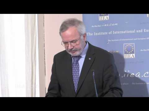 Dr. Werner Hoyer - Ireland and Europe after the crisis - 04 March 2014