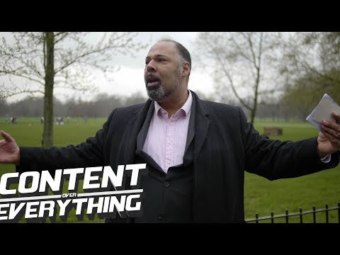 UKIP London Assembly Member David Kurten - On Free Speech