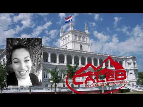 JÓVENES DE ASUNCIÓN, PARAGUAY SALUDAN AL MINISTERIO BLESS