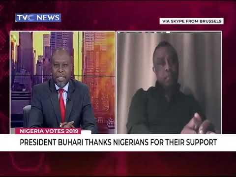TVC Breakfast 27th February 2019 | President Buhari thanks Nigerians for their Support