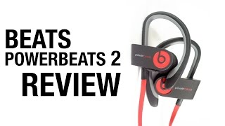 Beats Powerbeats2 Review