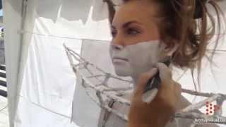 Боди-арт в Одессе и привлекательная