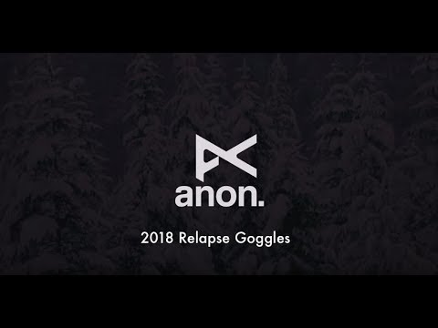 2018 Anon Relapse Goggles Review Thehouse Com Youtube