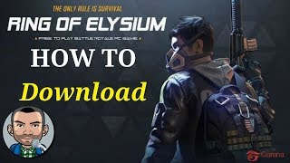 How to Download Ring Of Elysium and play in English