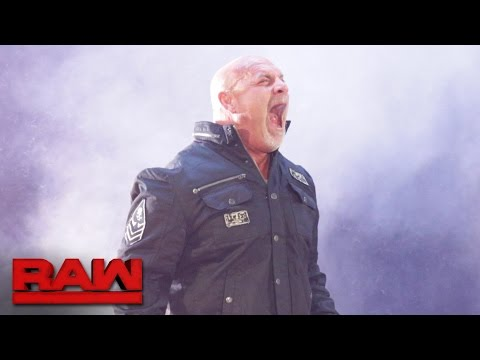 Thumbnail: Goldberg emerges in WWE for the first time in 12 years: Raw, Oct. 17, 2016