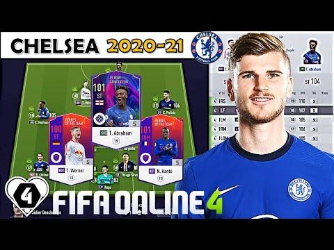 FIFA Online 4  : Rewiew Đội Tuyển Chelsea 20 Tỷ có gì ? Mở gói cầu thủ .Kết Quả  ..... Bất Ngờ