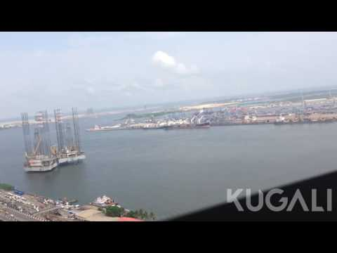 Captain America 3 Civil War - Comparing Lagos in Movie with Lagos in Real Life