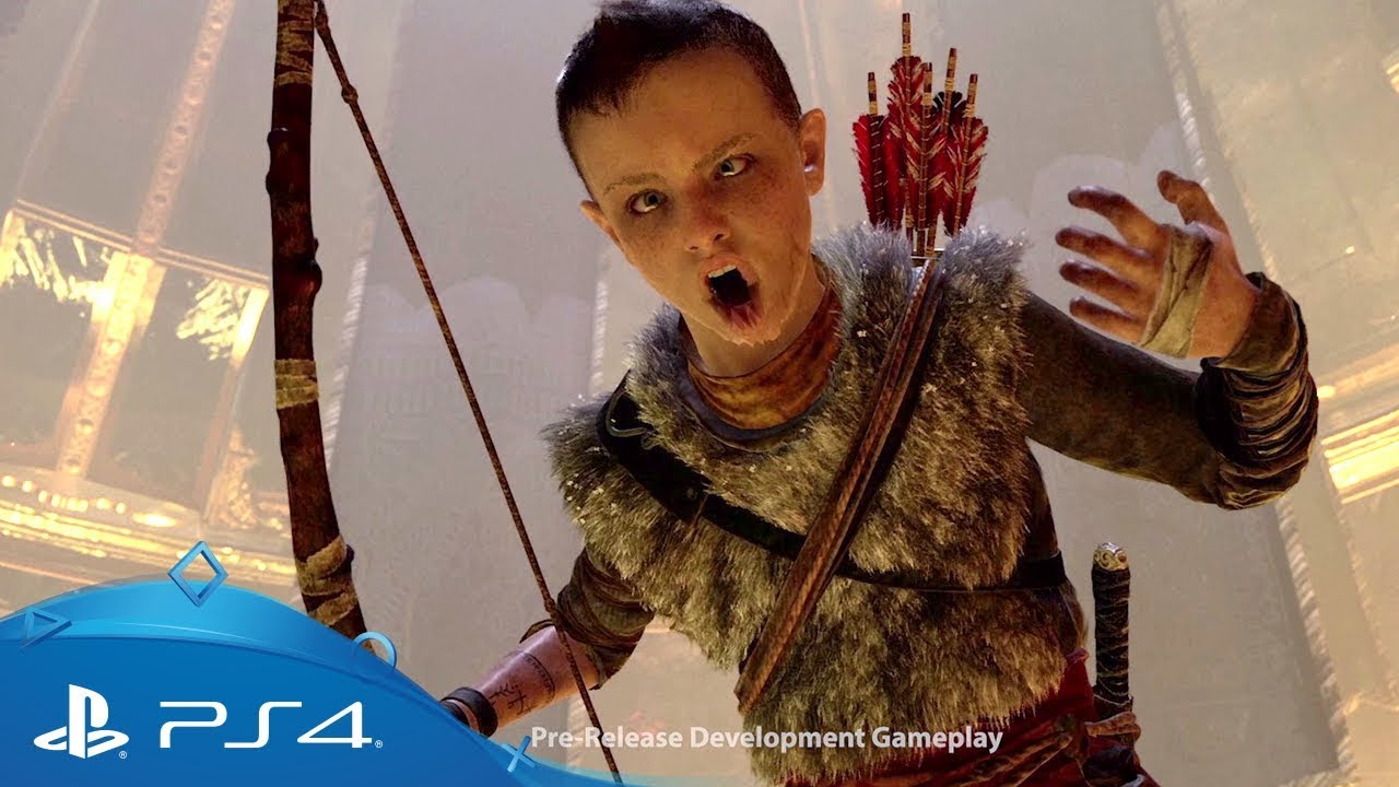 Авторы God of War показали самые смешные баги, которые встретились при разработке — видео