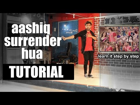 Dance Tutorial Aashiq Surrender Hua | Learn It Step By Step| Vicky Patel Choreography