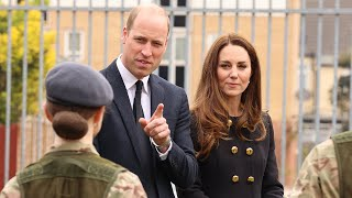 Duke and Duchess of Cambridge make first appearance since Prince Philip's funeral