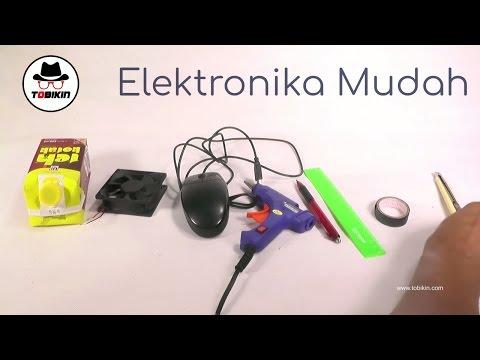 3 Proyek Elektronika Yang Gampang Dibuat Dan Keren