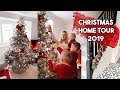 CHRISTMAS HOME TOUR 2019 | LIZA PRIDEAUX HOME DECOR