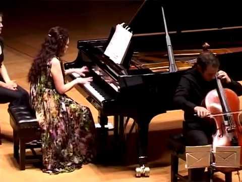 Boris Andrianov & Eleonora Bekova 2011