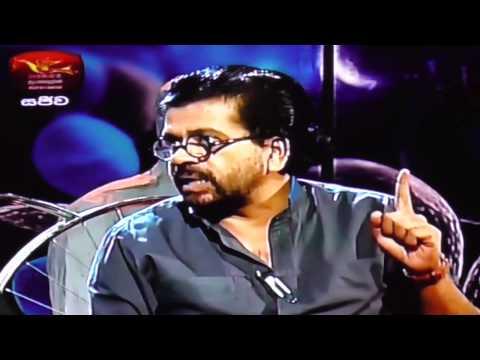 Upul Shantha Sannasgala says kataragama god was a blackship