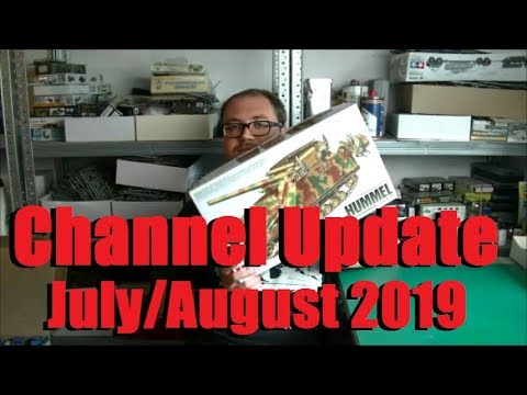 Channel Update July/August 2019