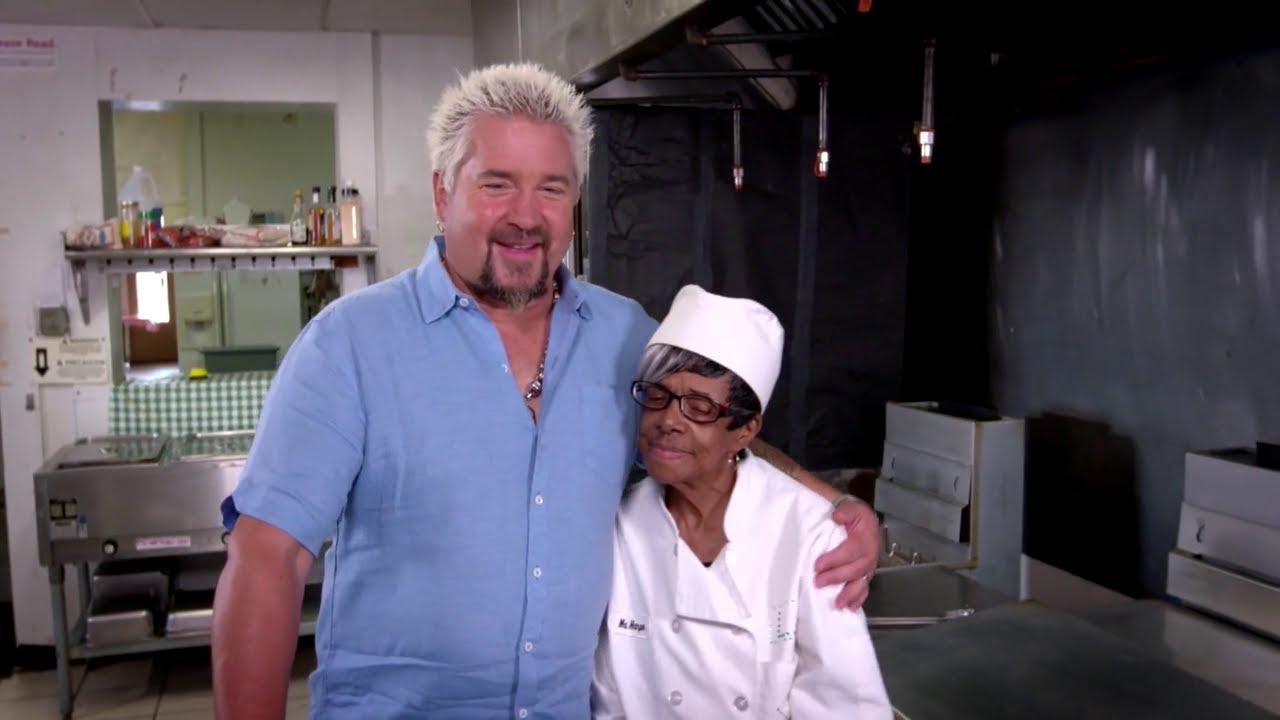 Diners Drive Ins And Dives Ma Harpers Creole Kitchen