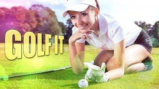 HWSQ #07 - Jetzt wirds RUTSCHIG und FLUTSCHIG :D ● Let's Play Golf it