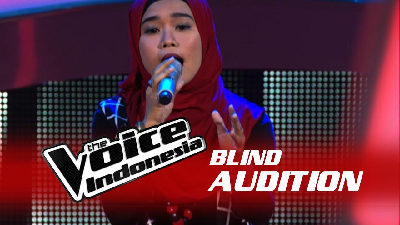 "Download Mutiara Putri ""Rindu"" I The Blind Audition I The Voice Indonesia 2016"