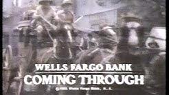 Wells Fargo Bank 80s Commercial (1985)