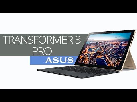 Обзор Asus Transformer 3 Pro