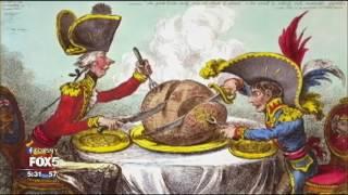 Politics Unusual: Political Cartoons in the Age of Trump