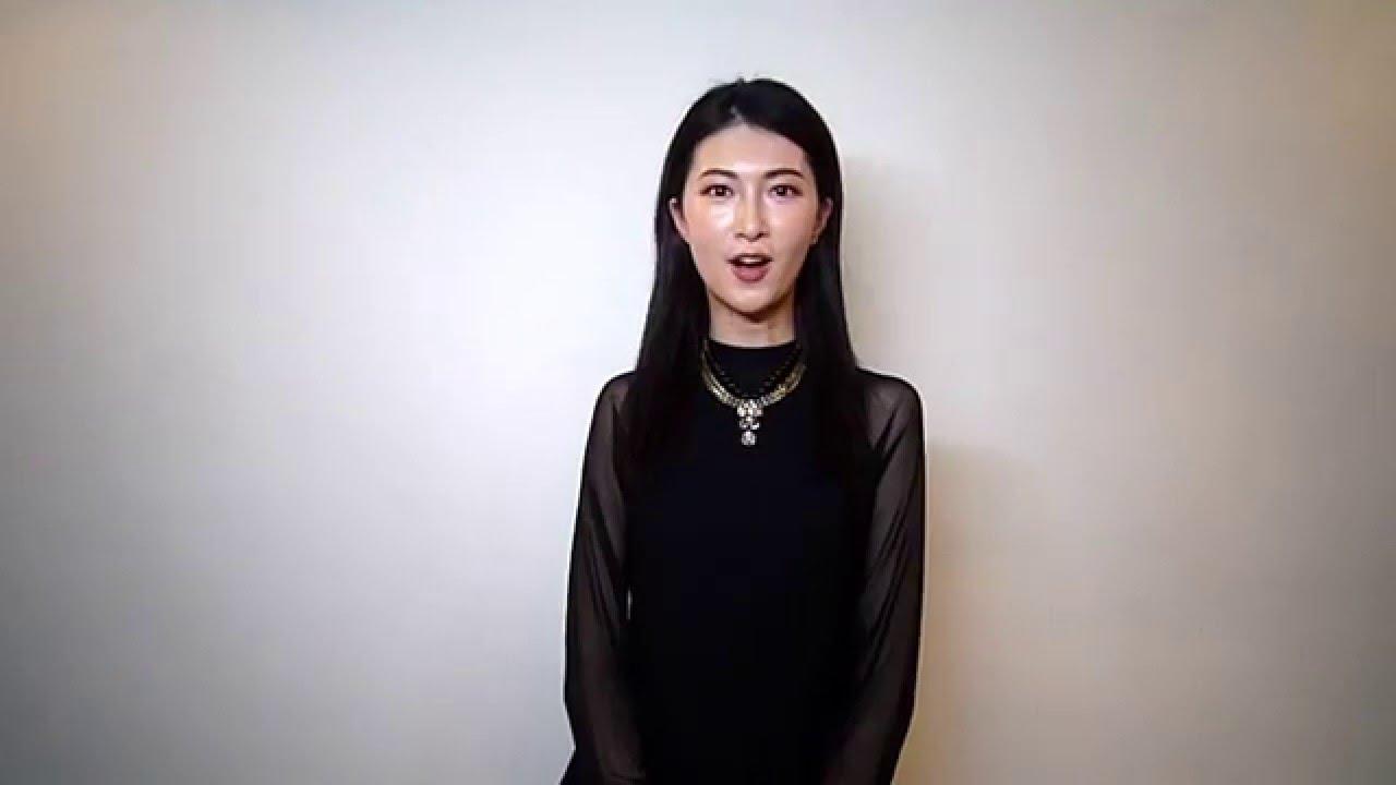 Introduction of Judy Tsang 曾敏 - YouTube